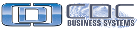 CDC Business Systems Biometric Style Logo